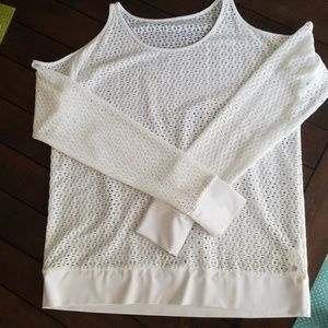 L/S athleisure top